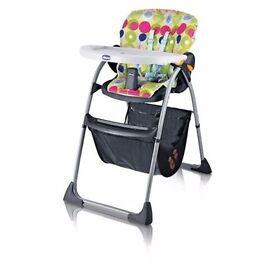 Chicco Happy snack High Chair - very good condition