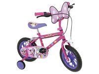 "Minnie Mouse 12"" bike"