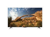 "LG 55"" Ultra HD 4K LED Smart TV with magic remote"