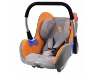 NEARLY NEW CAR SEAT IN EXCELLENT CONDITION Apramo Gaia 0/12months