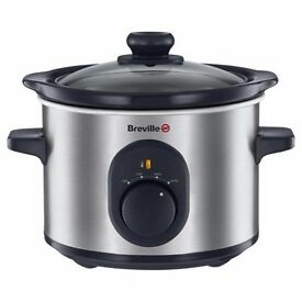 Breville Compact Slow Cooker brand new