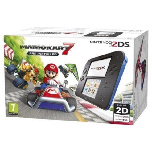 Nintendo 2DS Mario Kart Brand New