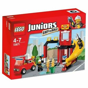 LEGO Juniors Fire Emergency (10671)