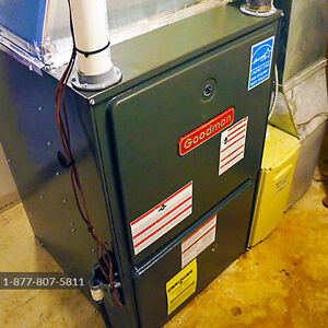 Furnaces & Air Conditioners - ENERGY STAR - [Install Included]