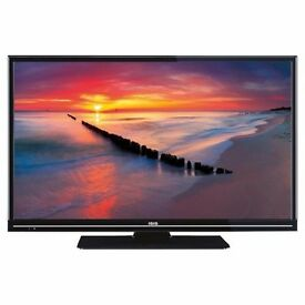"40"" ISIS 39/227 Full HD 1080p LED flatscreen tv with Freeview USB 2xHDMI can deliver"