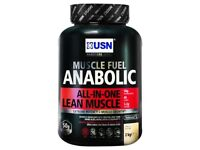 USN Musclefuel anabolic 2kg