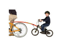Trail Gator Tag-a-long tow bar for child's bike