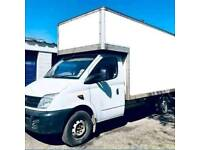 Man and van and house removals
