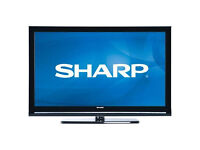 """Sharp 32"""" HD Ready LCD TV / Freeview"""
