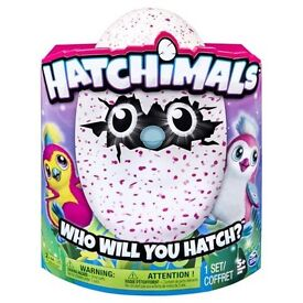 BRAND NEW hatchimal. (NO TIME WASTERS )