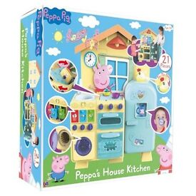Peppa Pig Peppa's House Kitchen