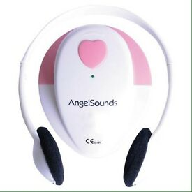 Angel Sounds doppler baby heart monitor
