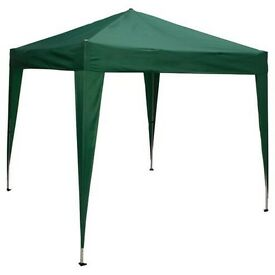 New Garden Gazebo with Walls
