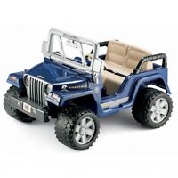 I'm looking for a damaged or broken power wheels jeep.