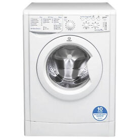 Indesit Freestanding Washing Machine 6Kg Wash Load, 1200 RPM Spin (IWSC61251)