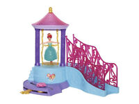 Disney Princess Water Palace (Ariel, Cinderella, Belle), Furby Furblings Crystal Series, Aurora Doll