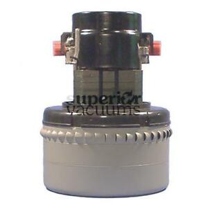 """3 Stage Bypass 5.7"""", Peripheral Discharge Dry 120 Volt Motor"""