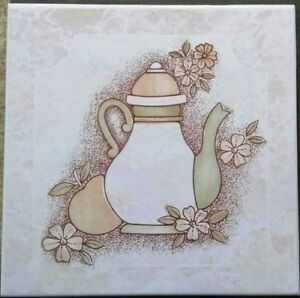 "6.06""x6.06"" wall ceramic tiles, $15 per box"