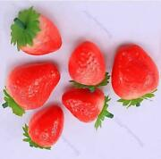 Artificial Strawberries