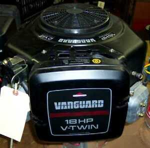 wanted 16 or 18 hp briggs and stratton vanguard motor