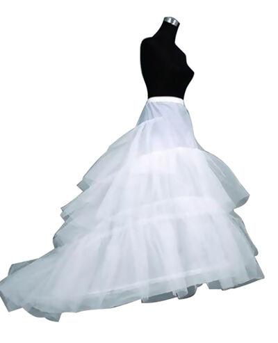 Train Wedding Gown Hoop