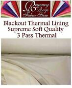 Thermal Fabric