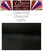 Cotton Drill Fabric