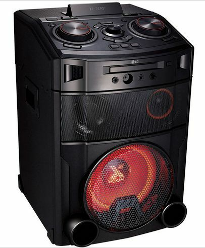 LG OM7550D  Portable X Boom  Powerful Home Audio System with Bluetooth  amp; Auto DJ Everything Else available at Ebay for Rs.30500