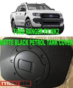 Ford Ranger MKII MK2 2016 Black Petrol Cover Fuel Trims Series 2 Kings Park Blacktown Area Preview
