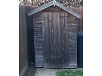 Garden Shed 6ft x4ft