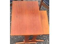Retro Nesting Tables - £20