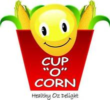 """BUSY CUP ""O"" CORN MOBILE KIOSK/CART ****URGENT SALE****MUST GO** Northfield Port Adelaide Area Preview"