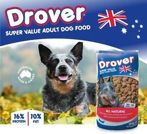 Coprice Super Value Drovers Dog  20 kg 16 % Protein   10 % Fat Horsley Wollongong Area Preview