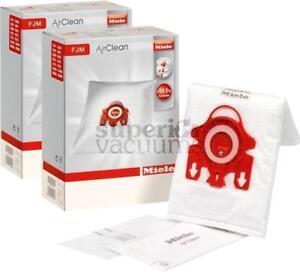 Miele F/J/M AirClean Dustbag ValuePack