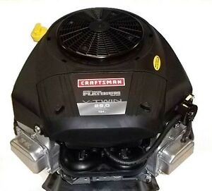 Briggs&Stratton 26 HP Platinum Series Engine 1