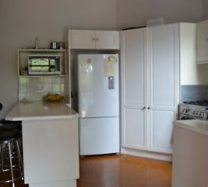 Upside down fridge/freezer