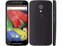 Motorola G 2nd Gen (4g, Android 5) - Very fast phone - Black