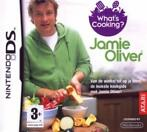 What's Cooking Jamie Oliver (Nintendo DS tweedehands game)