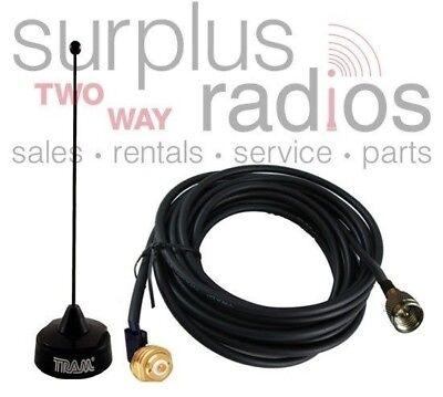 Nmo Uhf 14 Pre Tuned 410-490mhz Antenna Motorola Cdm750 Xpr4350 Xpr4550 Cdm1550