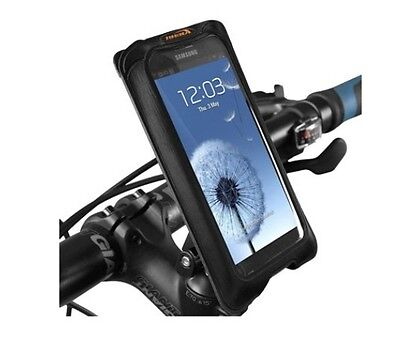 BICYCLE WATERPROOF iphone6S Galaxy Note 4  5-5.8inch PHONE CASE HOLDER IB-PB20Q5