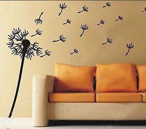 DANDELION-FLOWER-VINYL-STICKER-WALL-ART-DECAL