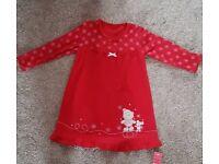 Girls 18-23 months Xmas nightdress