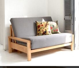2 Seater Futon Sofa Bed Vienna Model