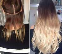 ***No damage, great quality hair extensions***