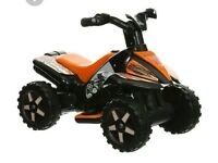 2 Roadsterz 6V Electric Quad Bikes