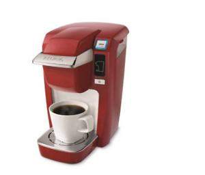 Buy Keurig K10 Mini Plus Coffee Maker Brewing System Red Online Ebay