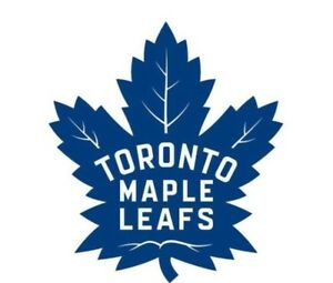 TORONTO MAPLE LEAFS GAMES NJ COLUMBUS COLORADO ANAHEIM OTHERS
