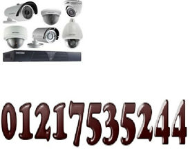 cctv camera system supplied and fitted hd hdmi