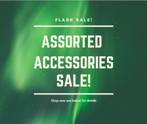 Assorted Accessory Sale!
