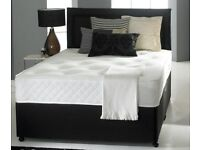 *BRAND NEW* DOUBLE BED AND MATTRESS SET